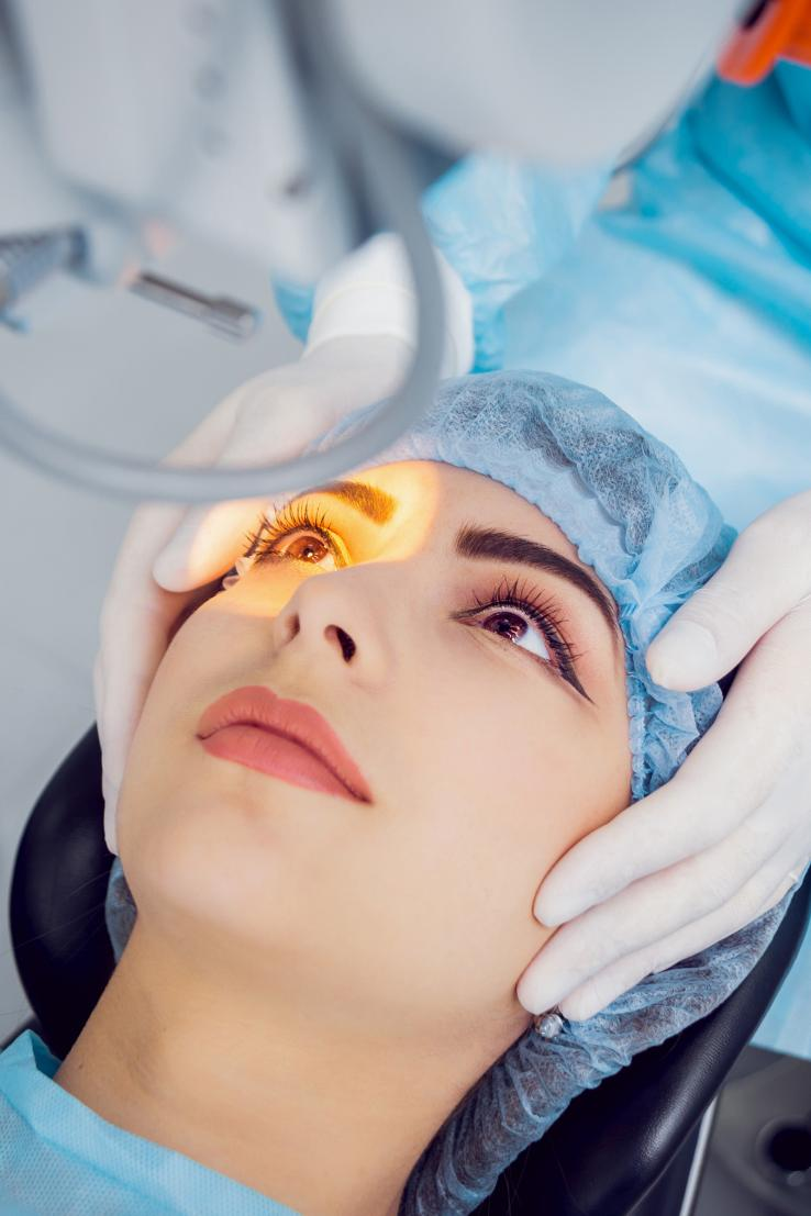 LASIK Vision Correction